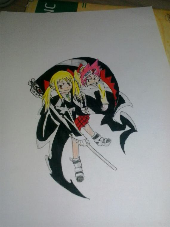 Fairy tail + soul eater