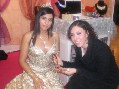 Salon du mariage oriental blog de nekkacha - Salon du mariage oriental ...