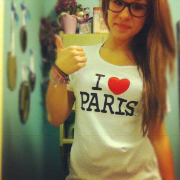 I love paris ^^