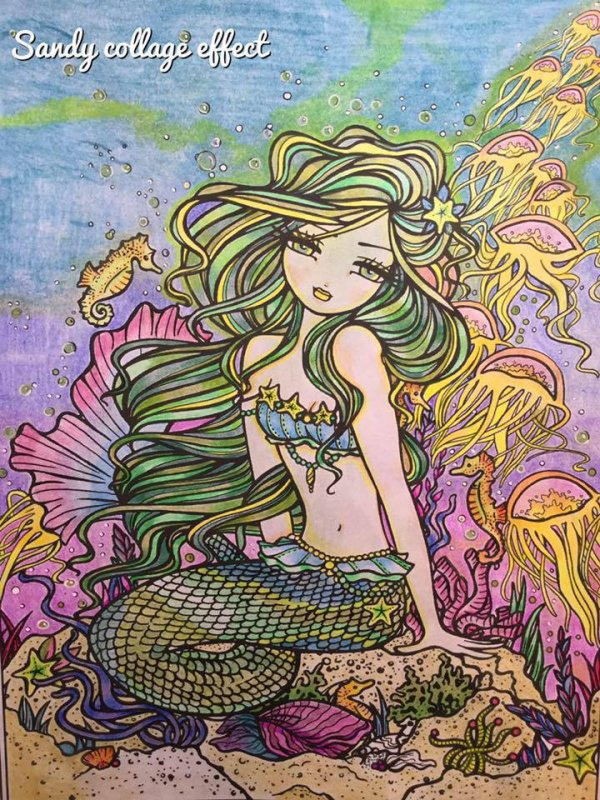 Hannah Lynn : Mermaids, Whises and Fairies. Artherapie