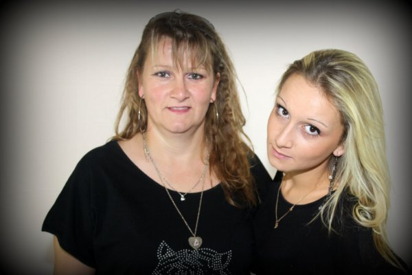 <3 Moi et ma fille d'amour <3