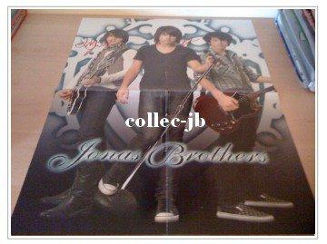 :: Autographe Jonas Brothers (10 juin 2008)::