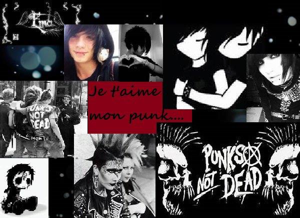 Pour MON punk (i love he)