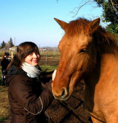L'équitation n'est pas seulement un sport, c'est un art simple, beau et pur <3