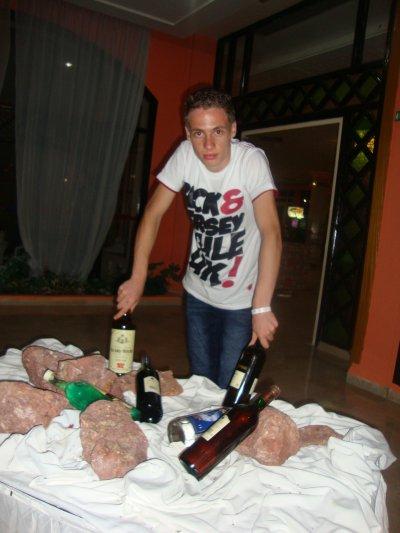 moi et l'alcool