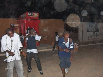 HiP HoP GalSéné !!!  SHOWTIME  MnF ///