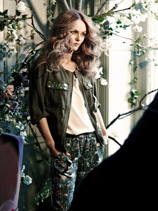 Vanessa Paradis dans une pub H&M! ...