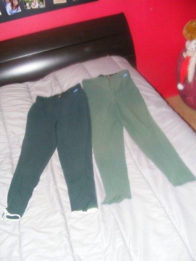Pantalons 16ans