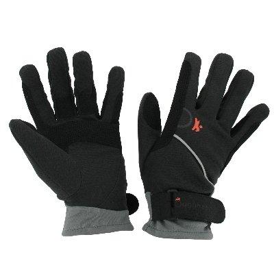 Gants chauds Training noirs