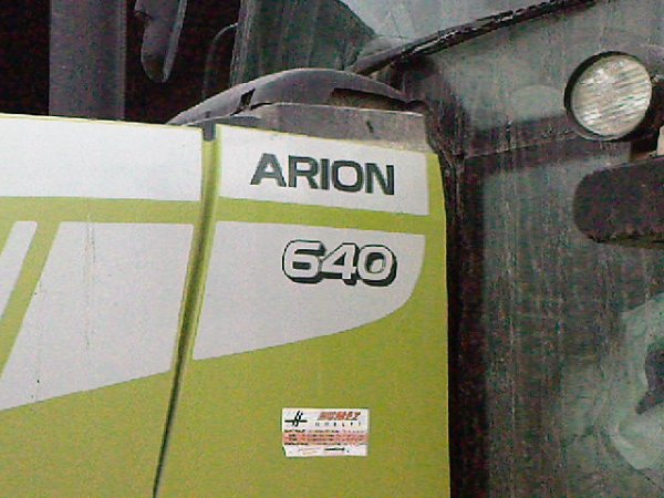 arion 640 cebis