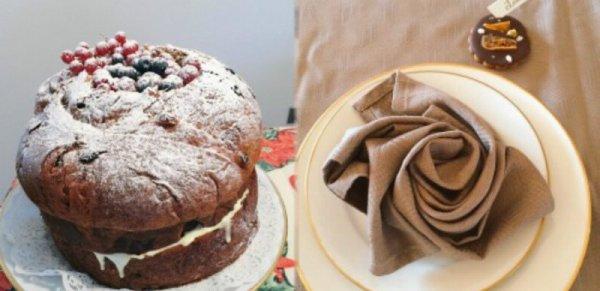 Nouvelle photo Lodovica Comello: Noël ; Gâteau ; Personnelle