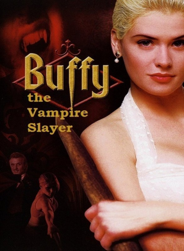 BUFFY TUEUSE DE VAMPIRE