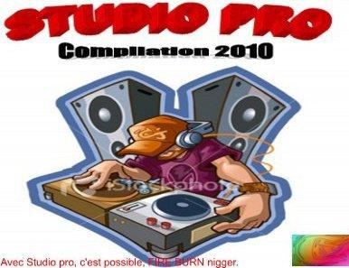 Studio Pro / Studio Pro Présente (Natasha, Milk Man, Big Beuz n Momo) - Freestyle N1(Promo Only) (2011)