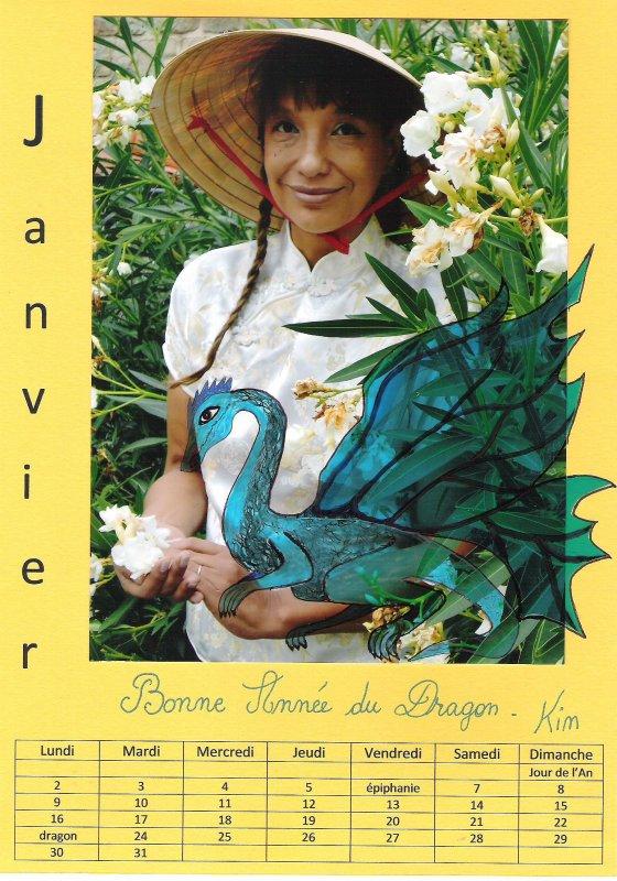 Janvier 2012 : Kim la Tonkinoise