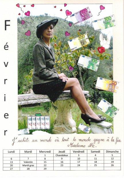 Février 2012 : Madame De nous conduit Rue de la Paix