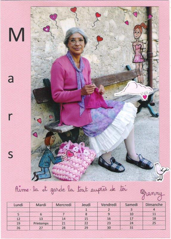 Mars 2012 : Granny