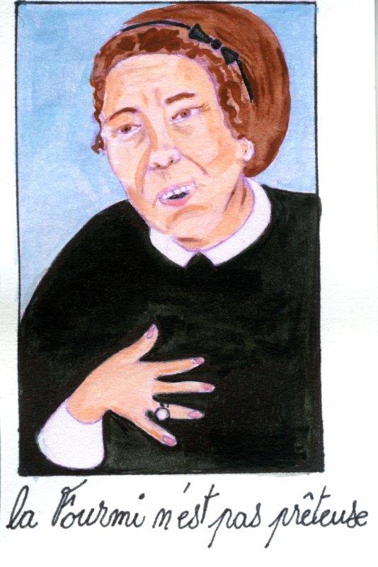 """étude sur """"La Cigale & La Fourmi"""" d'après Jean De La Fontaine"""