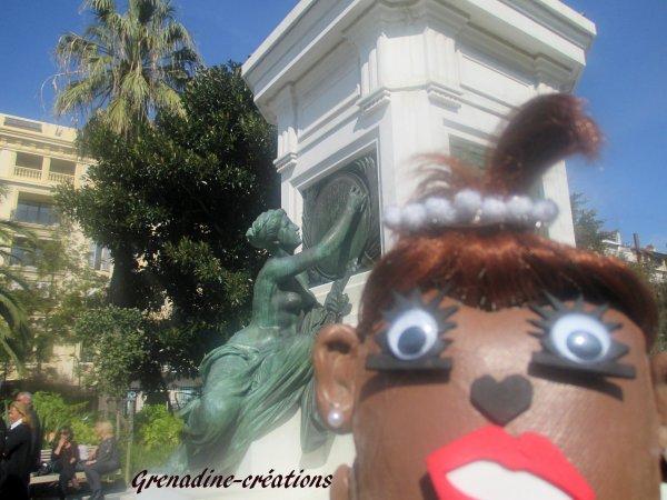 Anna Korett à Nice