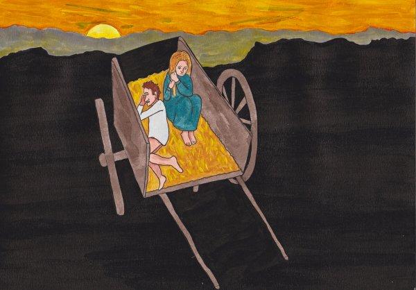 Une histoire de Famille. Texte : Michel Francesconi. Illustrations : Grenadine