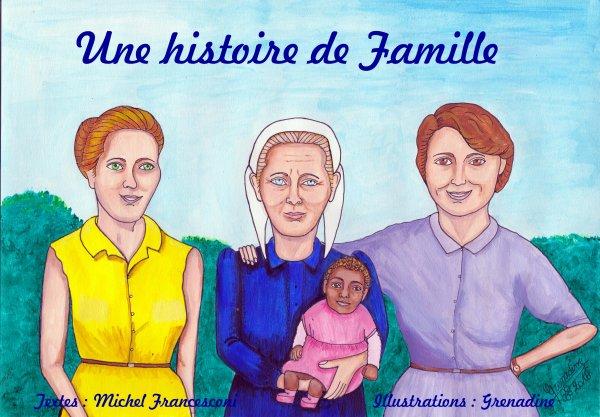Une histoire de Famille  version BD