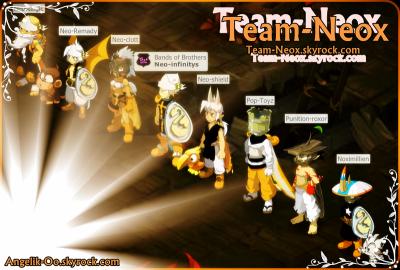 *Team-Neox*      Présentation
