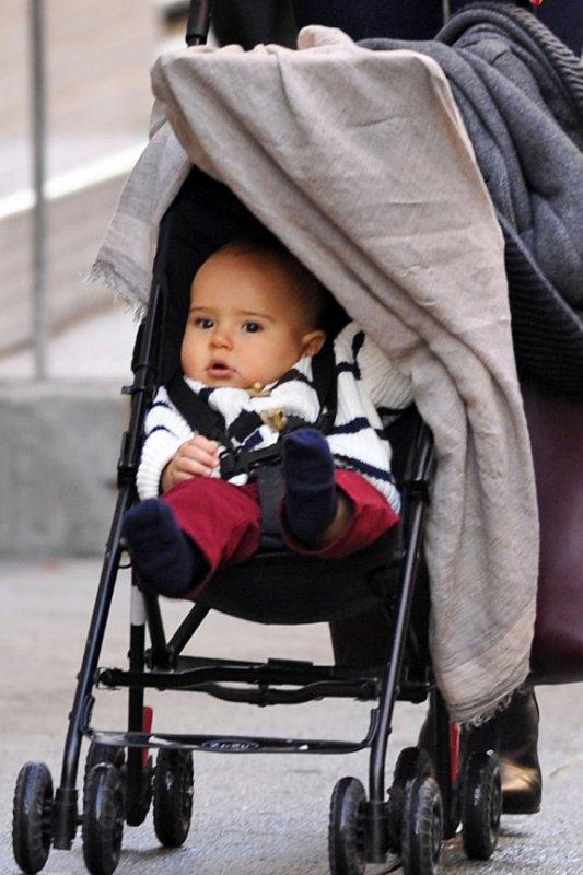 Flyn (9mois) fils de Miranda Kerr et Orlando Bloom