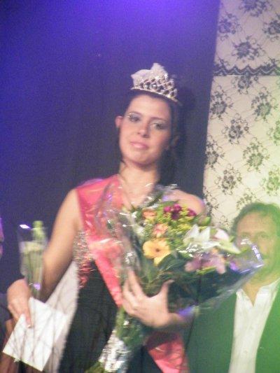 Remise des prix Miss Chièvres 2011-2012