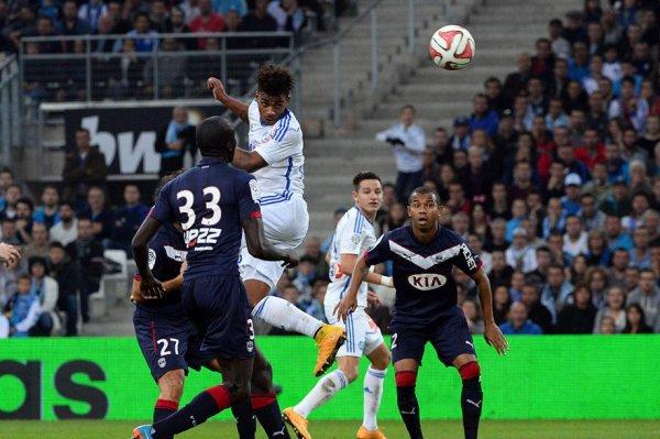 OM 3-1 Bordeaux : les têtes d'or