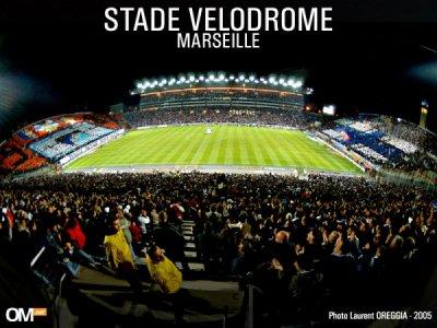 Le Stade Vélodrome Meilleur Ambiance de france allez l'om