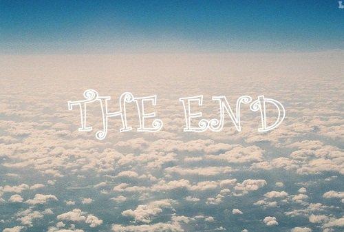 "♥°º""°°(_.•¯`•« ♥♥The end...♥♥ »•¯`•._)°º""°°♥"