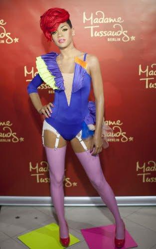 Rihanna a désormais sa statut à Berlin !