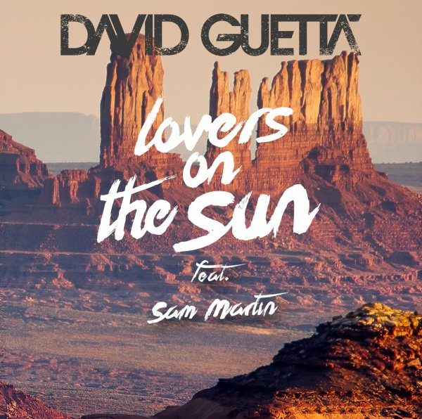 DAVID GUETTA  - LOVERS ON  THE  SUN  (Official Video) FEAT  SAM  MARTIN