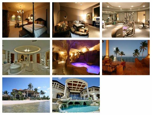 Voici la villa (: