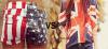 ♡ Amérique VS Angleterre ♡