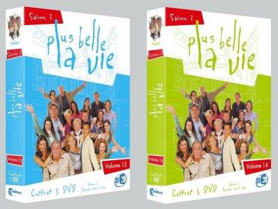 Arrêt soudain du mensuel DVD de Plus belle la vie !
