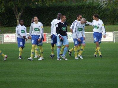 Nevers foot 0 a 0 Selongey (CFA2 ) coupe de france