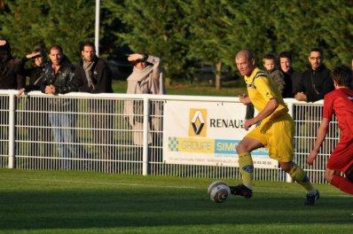Nevers foot reçoit le Paray US en championat pour concerver leurs premier place