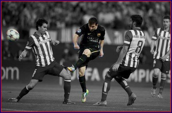 FC Barcelone Atlético de Madrid