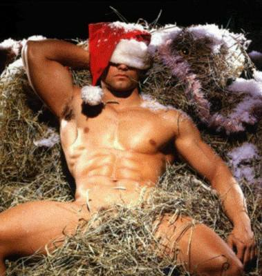 Petit Papa Noël sexy ....