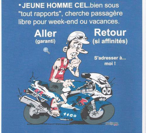 Histoire de Moto...