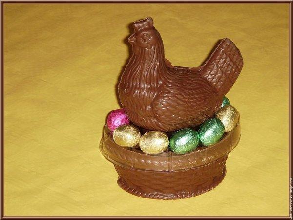 Bon week-end de Pâques !