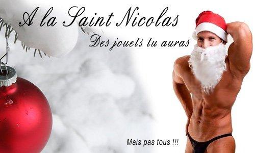 Saint-Nicolas ... pour 'hommes' ... et les 'femmes'