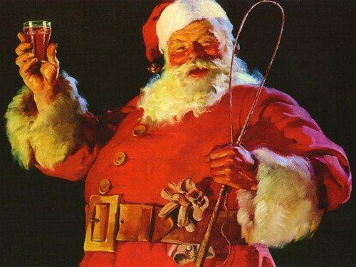 L'homme en 4 étapes... en période de Noël