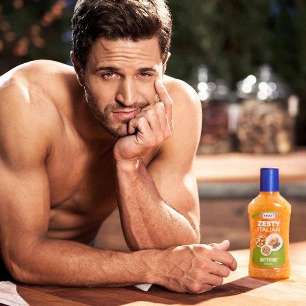 The Zesty Guy, le beau gosse qui aime la sauce... (Anderson Davis)
