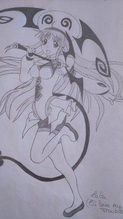 dessin de manga