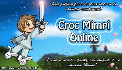 croc mimpi online