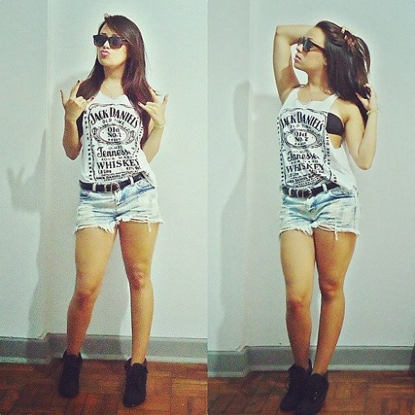 Brasileira swag!