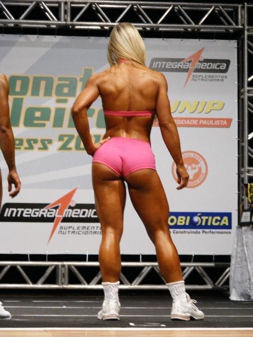 Fitness brasileiro!