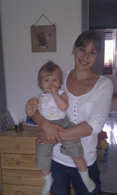 ma fille et ma femme