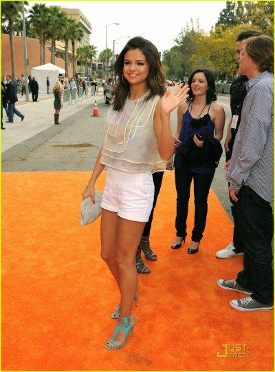 Selena KCA 2011